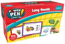 Teacher Created Resources Power Pen Learning Cards: Long Vowels