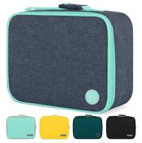 Simple Modern 3L Hadley Lunch Bag for Kids - Insulated Women's & Men's Lunch Box Two Tone: Bermuda Deep