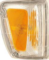 Dorman 1630857 Passenger Side Parking Light Assembly for Select Toyota Models