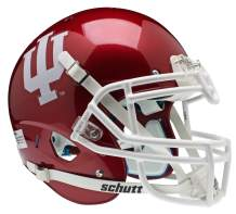 Schutt NCAA Indiana Hoosiers On-Field Authentic XP Football Helmet