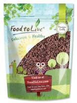 Cacao Nibs, 8 Ounces - Raw, Unsweetened, Kosher, Vegan, Keto and Paleo Friendly, Made from Antioxidant Rich Cacao Beans, Cacao BIts for Chocolate, Bulk