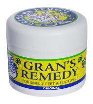 Gran's Remedy Shoe Deodorizer Powder and Foot Odor Eliminator Original (Original)