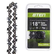 8TEN Chainsaw Chain for Stihl 44 56 36 32 24 40 45 MS 290 260 261 440 460 390 18 inch .063 Gauge .325 Pitch 74DL