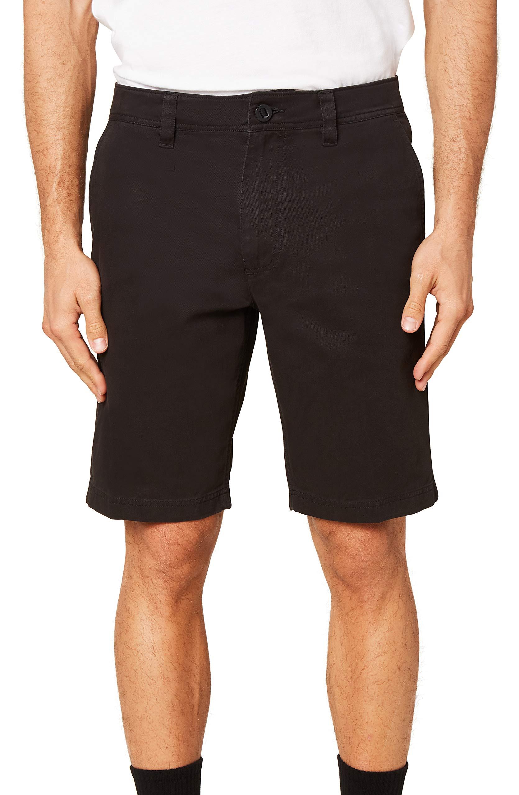 O'NEILL Men's Standard Fit Walk Short, 20 Inch Outseam   Mid-Length Short  