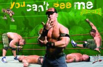 """Trends International WWE Cena Can't See Me Wall Poster 22.375"""" x 34"""""""