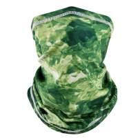 MCTi UV Neck Gaiter Mask, Bandana Face Mask, Breathable Sun Face Cover Balaclava for Fishing Running