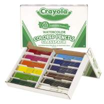 Crayola Watercolor Classpack, School Supplies, 12 Assorted Colors, 240Count