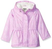 OshKosh B'gosh Girls' Cute Midweight Fleece-Lined Jacket