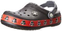 Crocs Boys' CB Darth Vader Lined Clog
