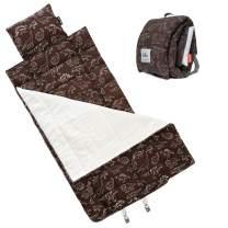 Urban Infant Bulkie Kids All-Purpose Nap/Sleep Mat – Converts to Backpack - Dinosaurs
