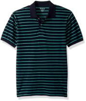 The Children's Place Big Boys' Pique Striped Top