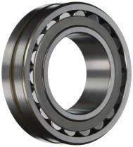 SKF 23222 CCK/W33 Spherical Radial Bearing, Tapered Bore, Lubrication Groove, 3 Hole Outer Ring, Steel Cage, Normal Clearance, 110mm Bore, 200mm OD, 69.8mm Width