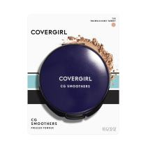 COVERGIRL Smoothers Pressed Powder, Translucent Tawny, .32 Ounce, 1 Count (packaging may vary)