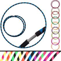 Echo Hoop Collapsible Travel Hula Hoop - Several Color Choices