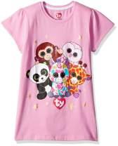 Ty Beanie Boos Girls' Beanie Boo Ss Tee Shirt
