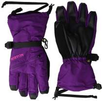 Burton Kids' Breathable Vent Glove with Handwarmer/Vent Pocket