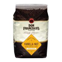 Don Francisco's Vanilla Nut, Flavored Ground, 100% Arabica Coffee (28-Ounce Bag)