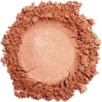 Mineral Make Up (Coral) Eye Shadow, Matte Eyeshadow, Loose Powder, Organic Makeup, Eye Makeup, Natural Makeup, Professional Makeup By Demure