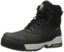 Carhartt Men's 6' Force Blk CMP Toe-m