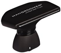 MANGROOMER - Lithium Max Plus+ Back Hair Shaver (New 5th Generation) Complete Attachment Head With Shock Absorber Neck & New 50% wider Blade Design