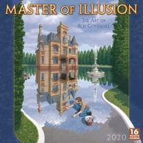 Master of Illusion 2020 Wall Calendar - The Art of Rob Gonsalves