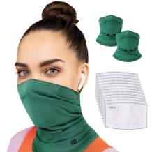 EveryBreath Premium FACE MASK with Certified Filters + 2nd MASK Free While Supplies Last