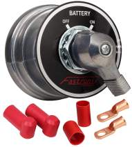 Fastronix High Current Double Pole Master Battery Disconnect Switch (4-Post) Kit