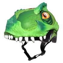 Raskullz Dinosaur Toddler 3+ and Child 5+ Helmets