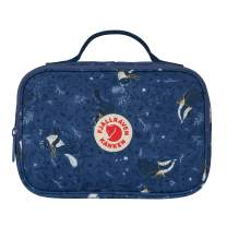 Fjallraven - Kanken Art Toiletry Bag for Everyday Use and Travel, Blue Fable