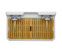 KOHLER K-6026-NA Harborview Wood Grate