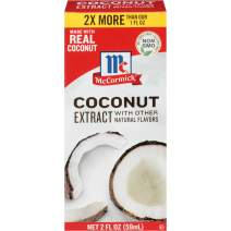 McCormick Coconut Extract, 2 fl oz