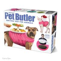 """Prank Pack """"Pet Butler"""" - Wrap Your Real Gift in a Prank Funny Gag Joke Gift Box - by Prank-O - The Original Prank Gift Box 