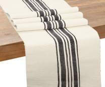 All Cotton and Linen Table Runner