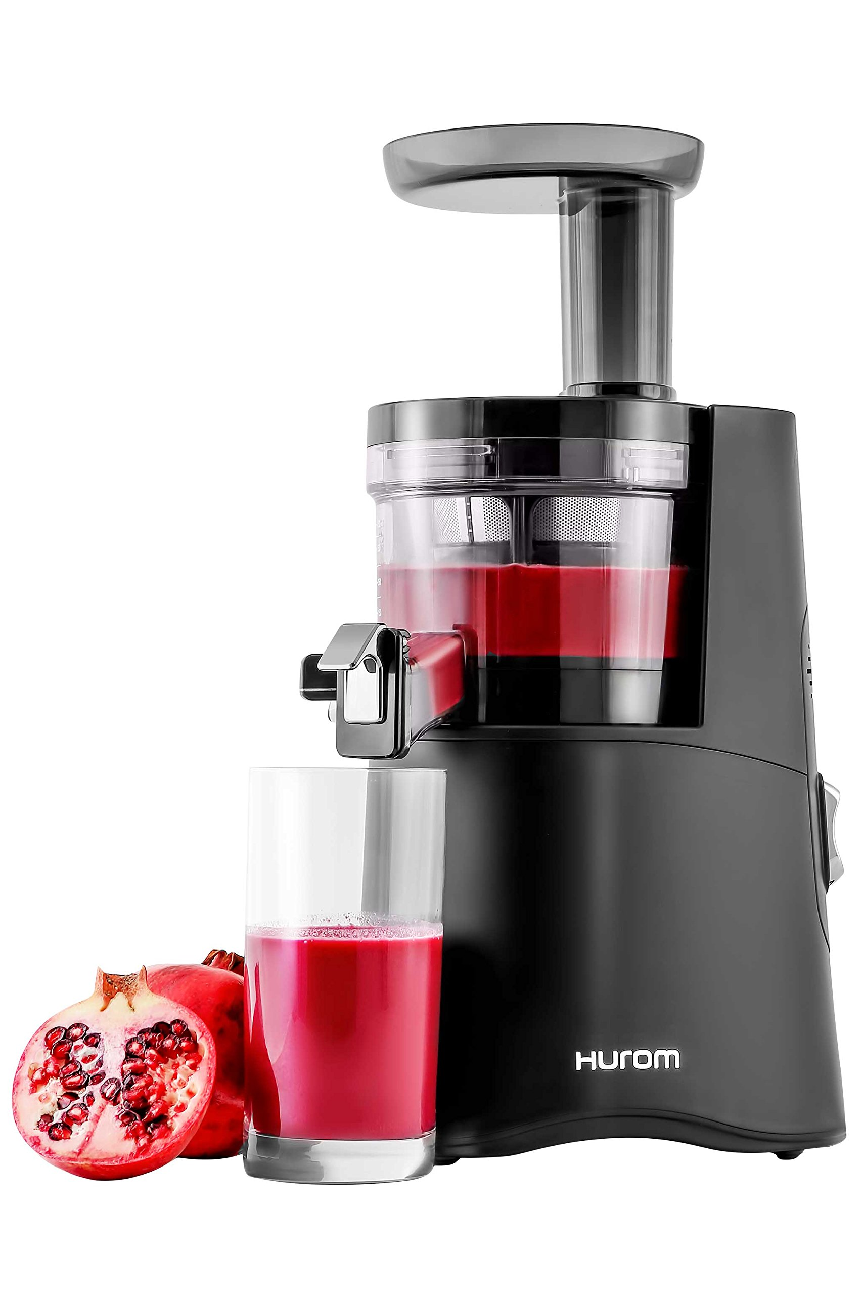 Hurom H-AA Slow Juicer, Matte Black