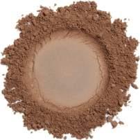 Mineral Make Up (Brownstone) Eye Shadow, Matte Eyeshadow, Loose Powder, Organic Makeup, Eye Makeup, Natural Makeup, Professional Makeup By Demure