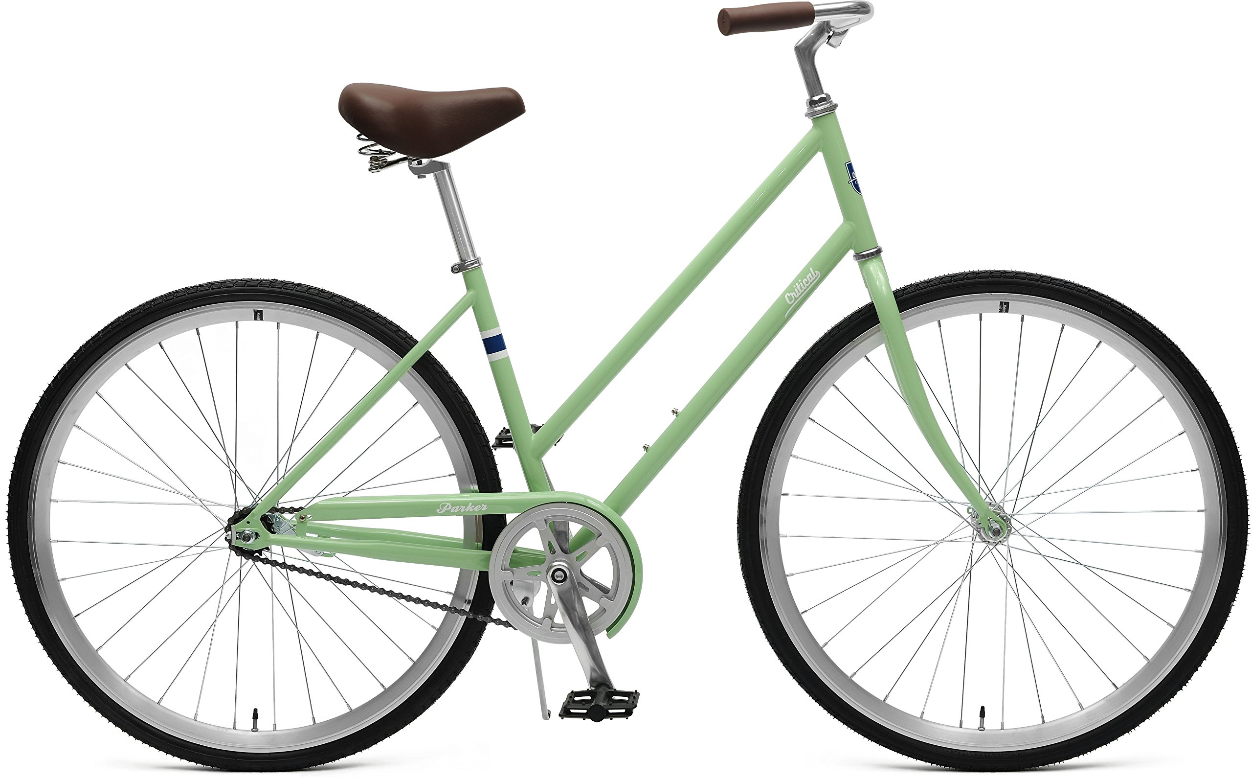 Retrospec Critical Cycles Parker Step-Thru City Bike with Coaster Brake