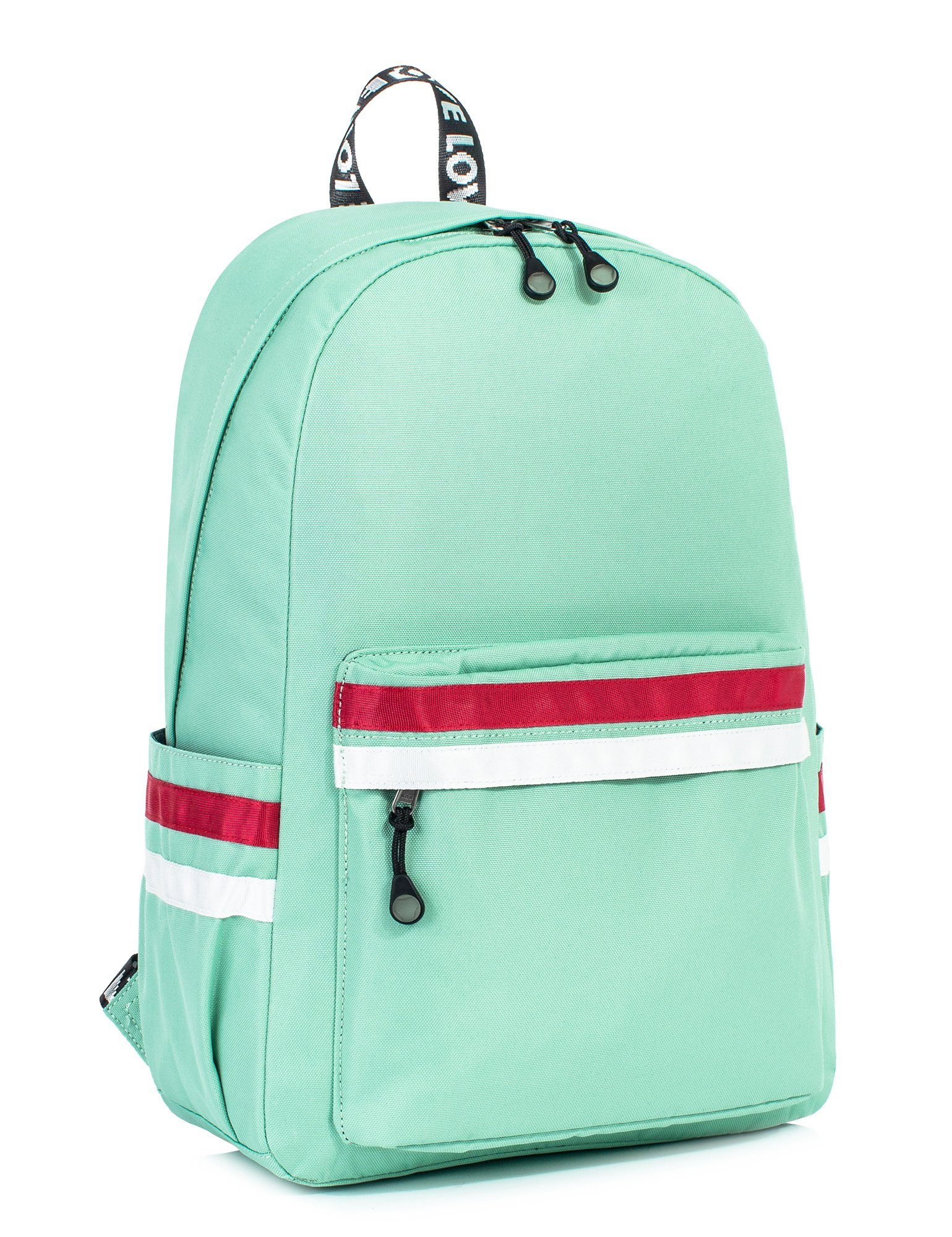 Leaper Water-resistant Laptop Backpack Travel Bag Girls Daypack 15.6-Inch (Water Blue [8110])