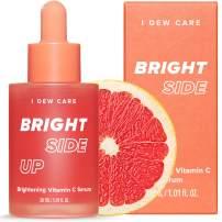 I DEW CARE Bright Side Up Brightening Vitamin C Serum with Niacinamide | Korean Skincare, Vegan, Cruelty-free, Paraben-free