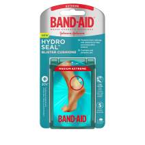 Band-Aid Brand Hydro Seal Bandages Blister Cushion, Medium Extreme 5 Count