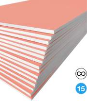 Excelsis Design, Pack of 15, Foam Boards, 20x30 Inches, Pink Color (More Colors Available) 3/16 Inch Thick Mat, (Acid-Free Foam Core Backing Boards, Double-Sided Sheets)