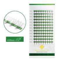 BEYELIAN Premade 5D Eyelash Extensions Volume Fans Lashes Express Lash Extensions (0.07mm 10mm C Curl 108 pcs)