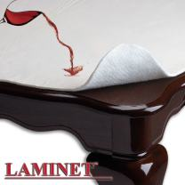 """LAMINET - Deluxe Cushioned Heavy-Duty Customizable Table Pads - 70"""" x 108"""" Oblong"""