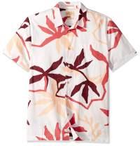 Quiksilver Men's Gully Floral Button Down Shirt