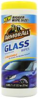 Armor All Glass Wipes 25 Wipes