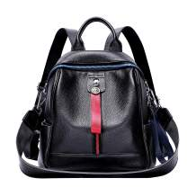 ALTOSY Leather Backpack Purse Casual Shoulder Bag for Women Convertible Bags