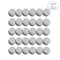 Esonstyle 30pcs LR44 AG13 Battery 1.5 Volt Battery LR 44 Coin Button Cell for Watches Clocks Remotes Games Controllers Toys & Electronic Devices (LR44 AG13 Battery -30pcs)