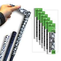 Alien Pros Golf Grip Wrapping Tapes - Innovative Golf Club Grip Solution - Enjoy a Fresh New Grip Feel in Less Than 1 Minute
