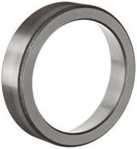 "Timken 15244 Tapered Roller Bearing, Single Cup, Standard Tolerance, Straight Outside Diameter, Steel, Inch, 2.4410"" Outside Diameter, 0.6250"" Width"