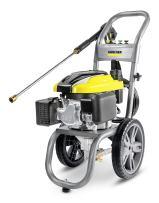 Karcher G2700R Gas Pressure Washer, 2700 PSI, 2.4 GPM