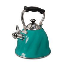 Gibson Alderton Tea kettle, 2.3 Quarts, Green